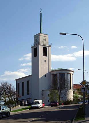 Kostel Svatého Augustina v Brně