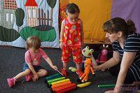 Radka Rozkovcová – hudební workshop pro rodiče s dětmi