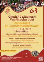 Chodske_slavnosti_2017_plakát