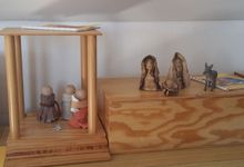 Katecheze Dobrého pastýře – materiály v atriu