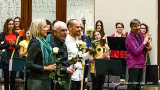 Flauti dolci XXL – Olomouc – Jitka Konečná, Alan Davis, Jan Kvapil, Petr Čamek