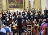 Letní škola barokní hudby v roce 2017