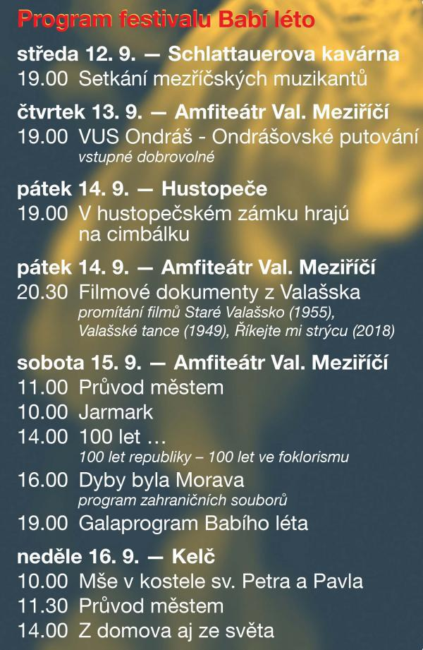 Babí léto_2018_program