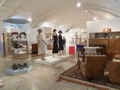 spk_Ukázky meziválečné módy a dobové interiéry na výstavě Šumpersko v období první republiky (1918-1938)