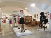spk_Pohled do výstavy Šumpersko v období první republiky (1918 - 1938)