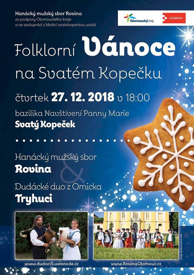 Svatý Kopeček_vánoce_2018