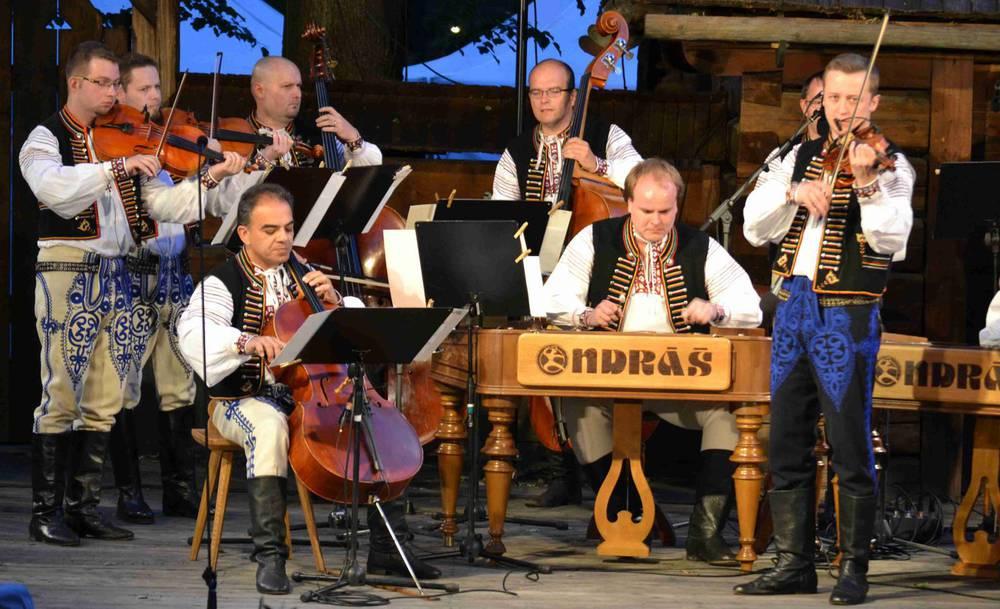 11. Orchestr lidových nástrojů VUS Ondráš II