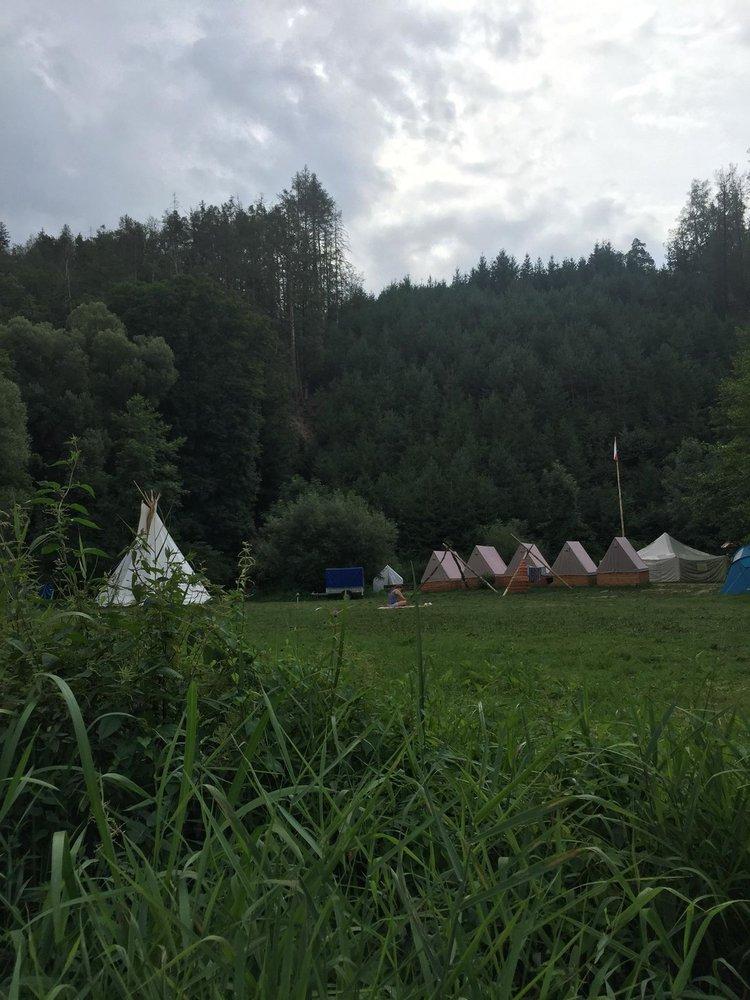 Skautský tábor