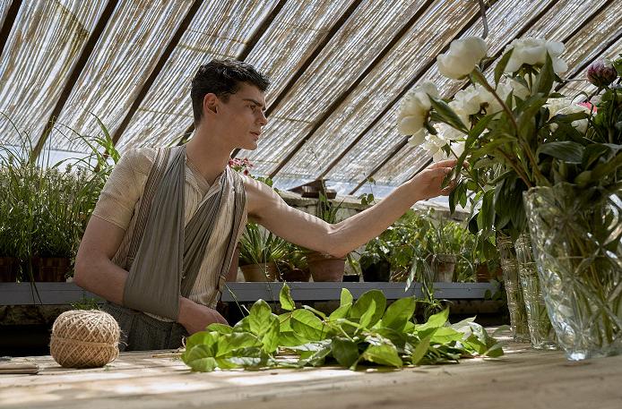 Josef Trojan ve filmu Šarlatán. Zdroj: CinemArt